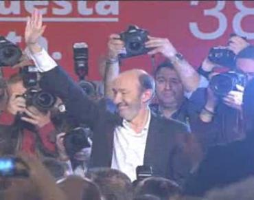 Rubalcaba, el que nos faltaba en el PSOE