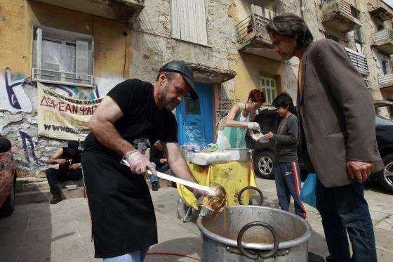 La ultraderecha en Grecia: el programa electoral de Amanecer Dorado