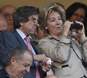 Esperanza Aguirre la vuelve a liar con la Copa del Rey