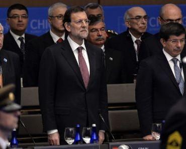 Rajoy presume de sus relaciones diplomáticas