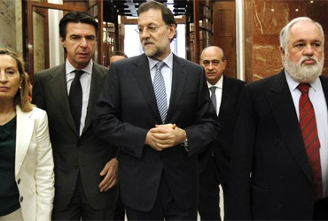 Con rescate o sin rescate España se va al traste