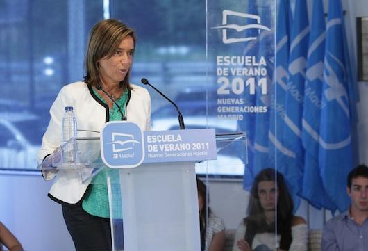 Asi va España; sin trabajo y sin futuro