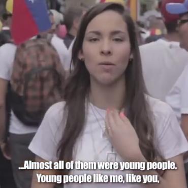 Soy venezolana y este vídeo se tiene que ver en todo el mundo