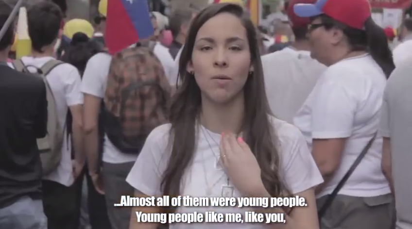 venezuela opresion