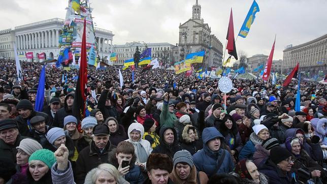 Elecciones Ucrania