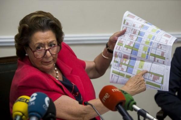 Los ingresos de los políticos de la Comunitat Valenciana al descubierto