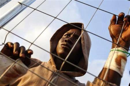 Melilla: Inmigrantes ilegales, devoluciones ilegales
