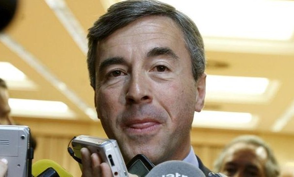 """Ángel Acebes imputado por el """"Caso Bárcenas"""""""