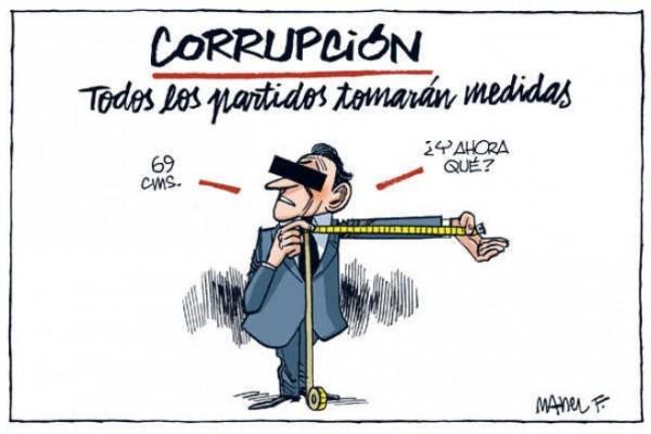 Corrupción: ¿Hasta cuándo?