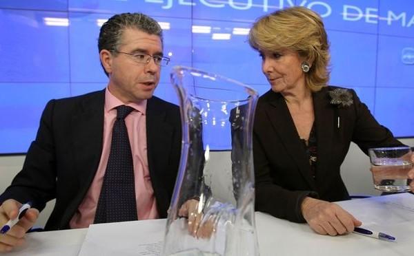 Más corrupción en España, ahora Granados y Trías