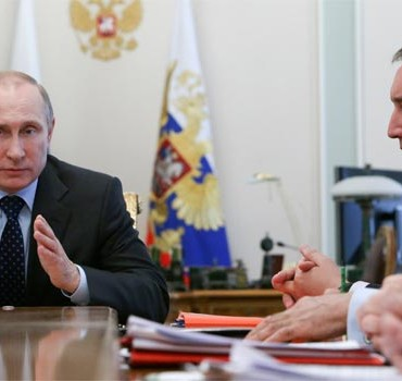 Vladimir Putin amenaza a Europa